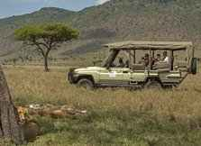 Sanctuary Retreats - Luxury Tanzania