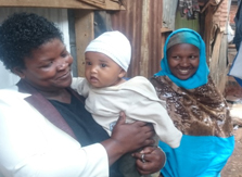 Amref making pregnancy and childbirth safer
