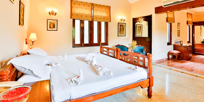 Bagh Kanha Bedroom
