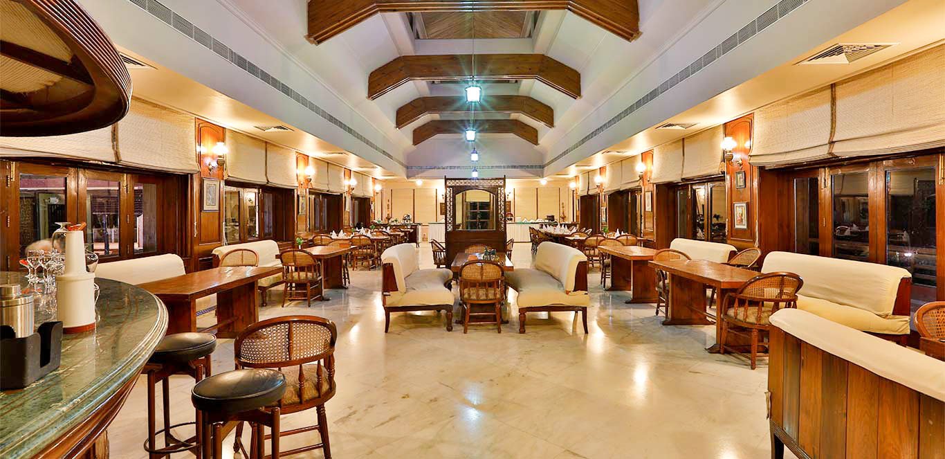 Bagh Kanha Dining Room