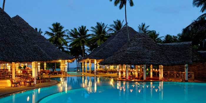 Diani beach all inclusive holidays