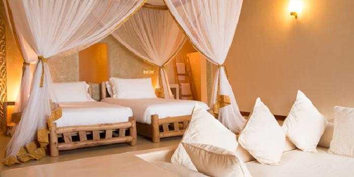 Gold zanzibar beach house spa somak holidays - Home salon zanzibar ...