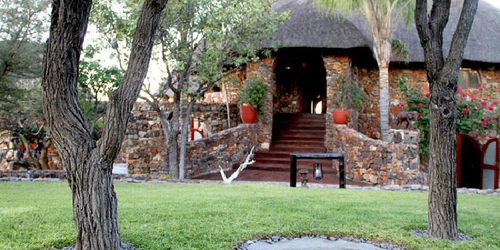 Eagle Tented Lodge & Spa