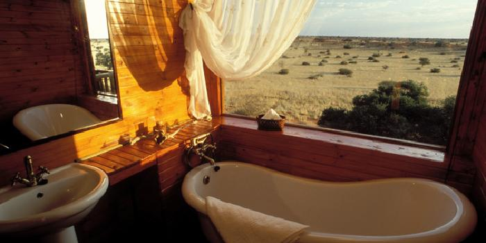 Bagatelle Kalahari Game Lodge