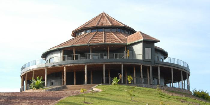 Nyungwe Top View Lodge