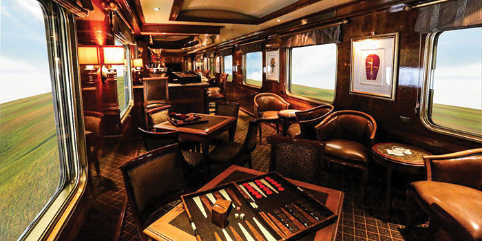 Blue Train Lounge
