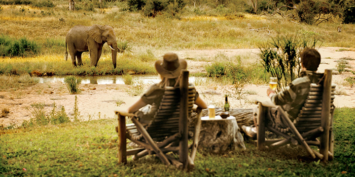 Mptswari Private Game Reserve