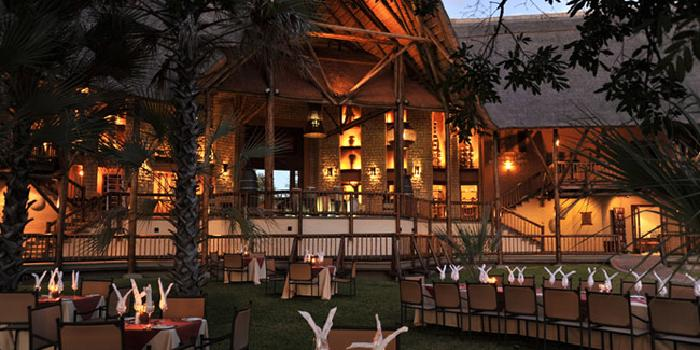 The David Livingstone Lodge & Spa