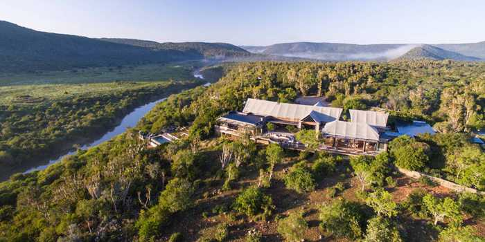 Settlers Drift Lodge - Kariega Game Reserve