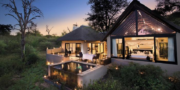 Ivory Lodge - Lion Sands Private Game Reserve