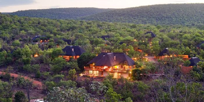 Shibula Lodge & Bush Spa