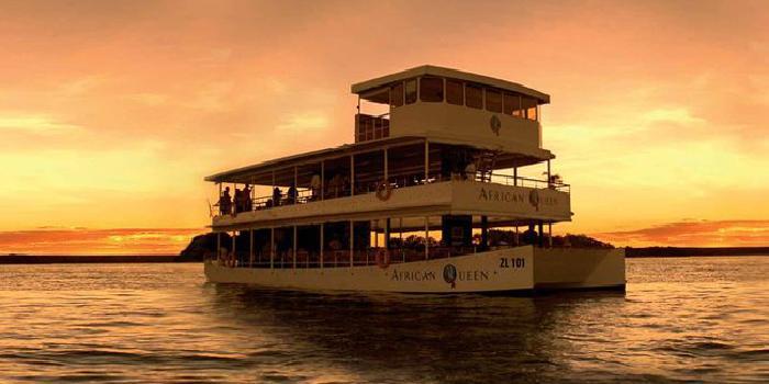 African Queen Sunset Cruise 2 Hrs Somak Holidays
