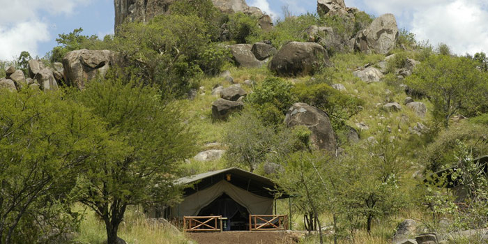 Mbuzi Mawe Tented Camp