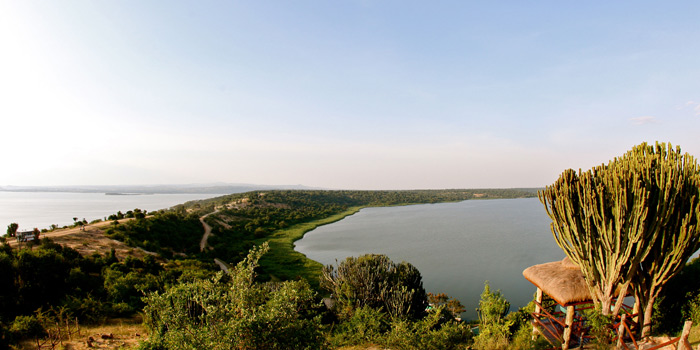 Lake Edward & Kasinga Channel