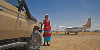 2 Night Masai Mara Flying Safari - Ashnil
