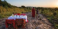 Serengeti Bush Breakfast