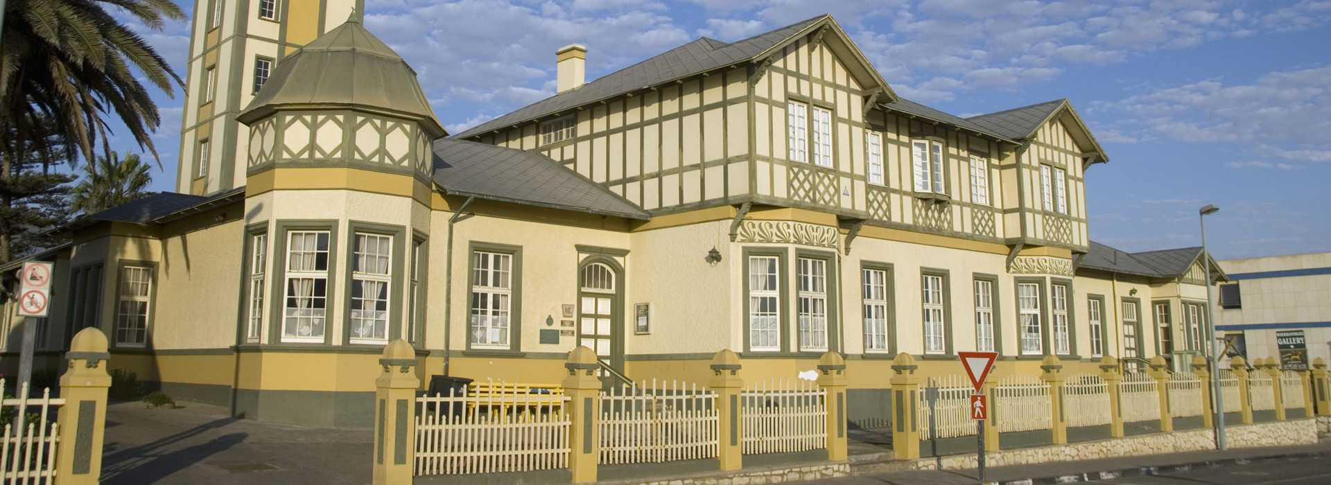 Namibia swakopmund somak holidays for German colonial house