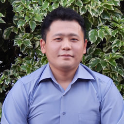 Xu Wen Liang - Tours Consultant (China Desk)