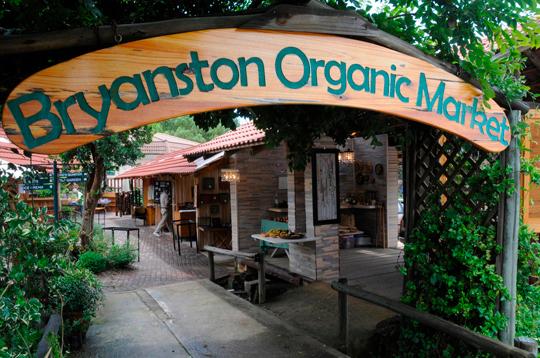 Bryanston Organic Market, South Africa