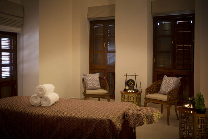 Park Hyatt guest room, Zanzibar