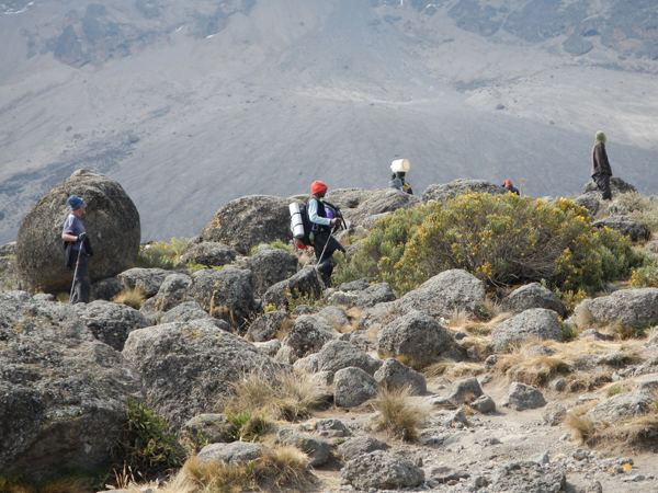 Mount Kilimanjaro Climb