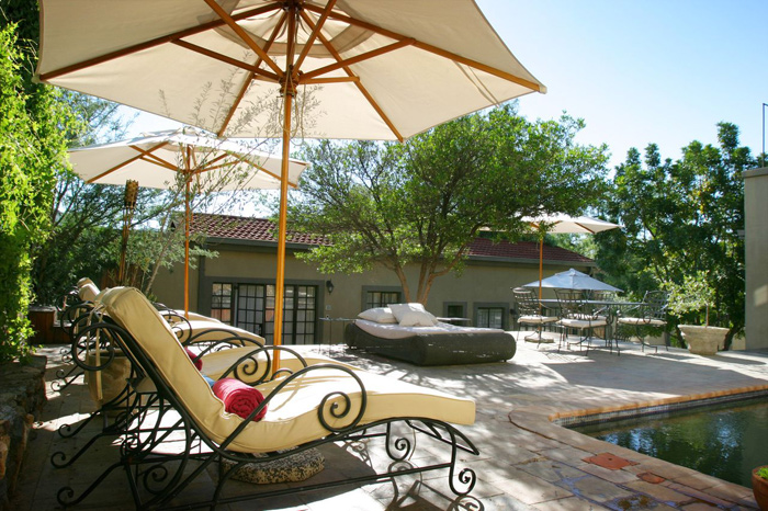 Olive Grove Hotel, Namibia