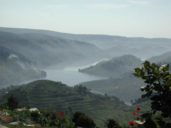 Uganda landscape