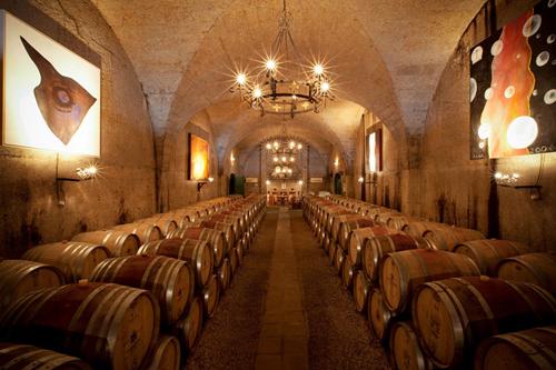 Haute Cabriere Cellar, Winelands - South Africa