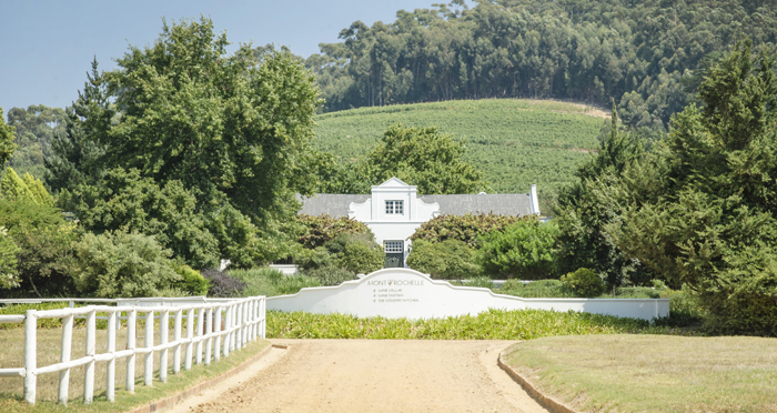 Mont Rochelle, Winelands - South Africa