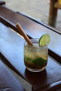 Kenya's local Dawa Cocktail