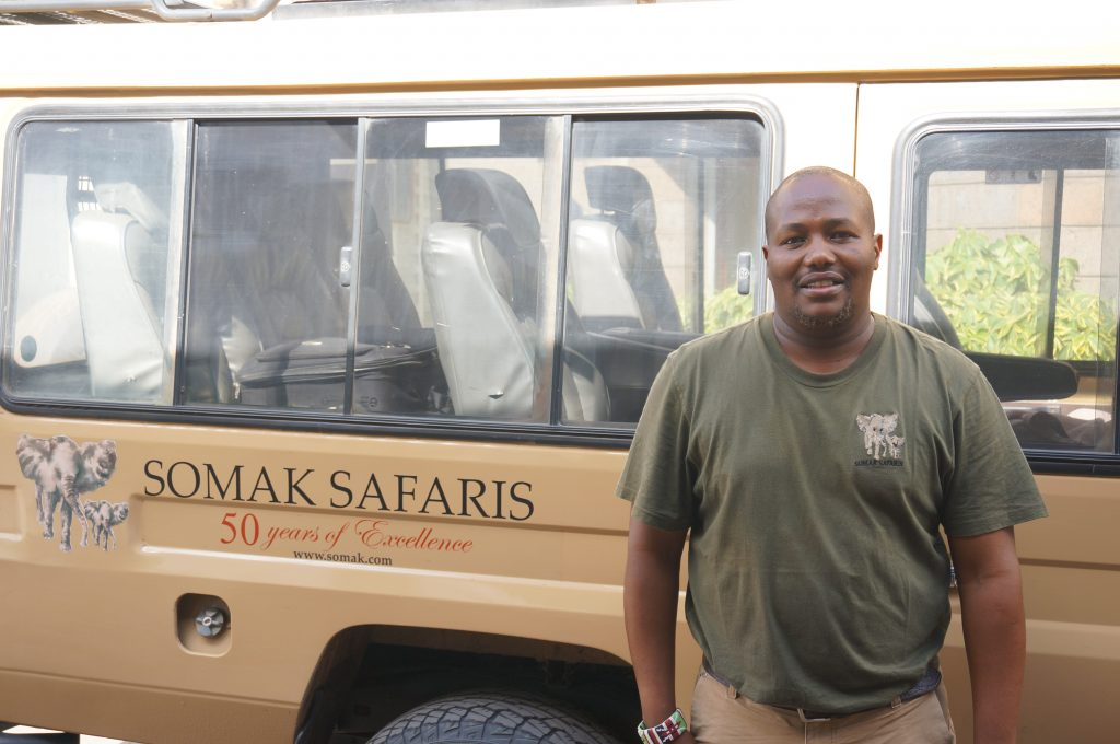 Somak Driver Guide