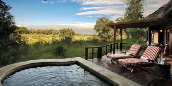 Lion Sands Tinga Lodge, South Africa