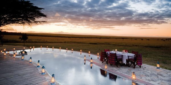&Beyond Kichwa Tembo Tented Camp, Kenya
