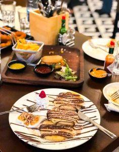 Delicious dessert in Mumbai