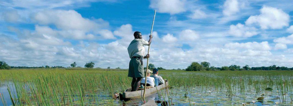 Okavango Delta on a Botswana Holiday