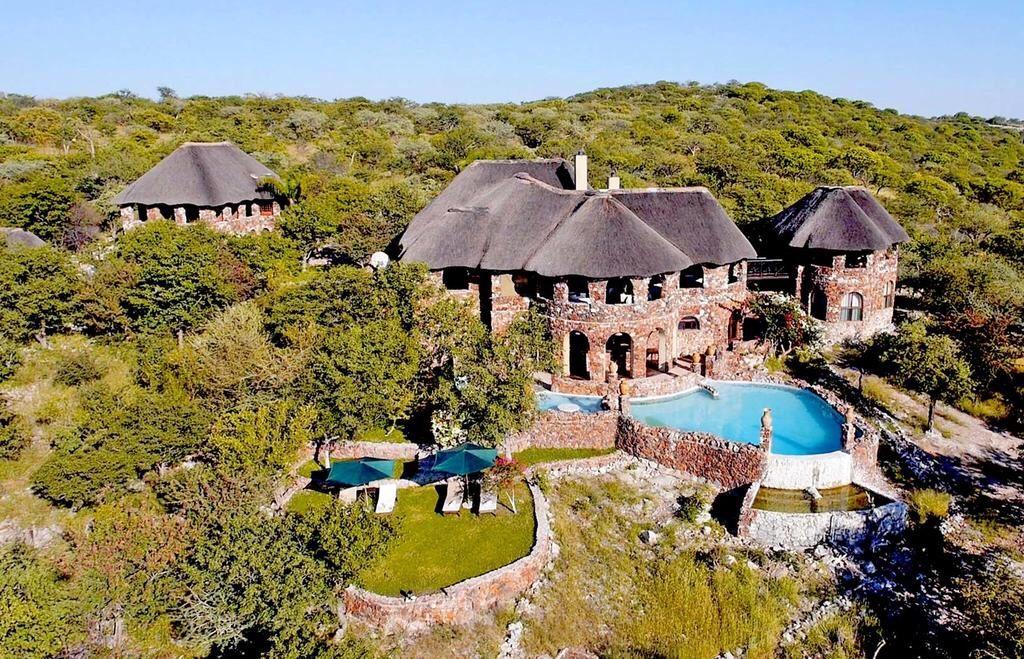 Eagle Tented Lodge, Namibia