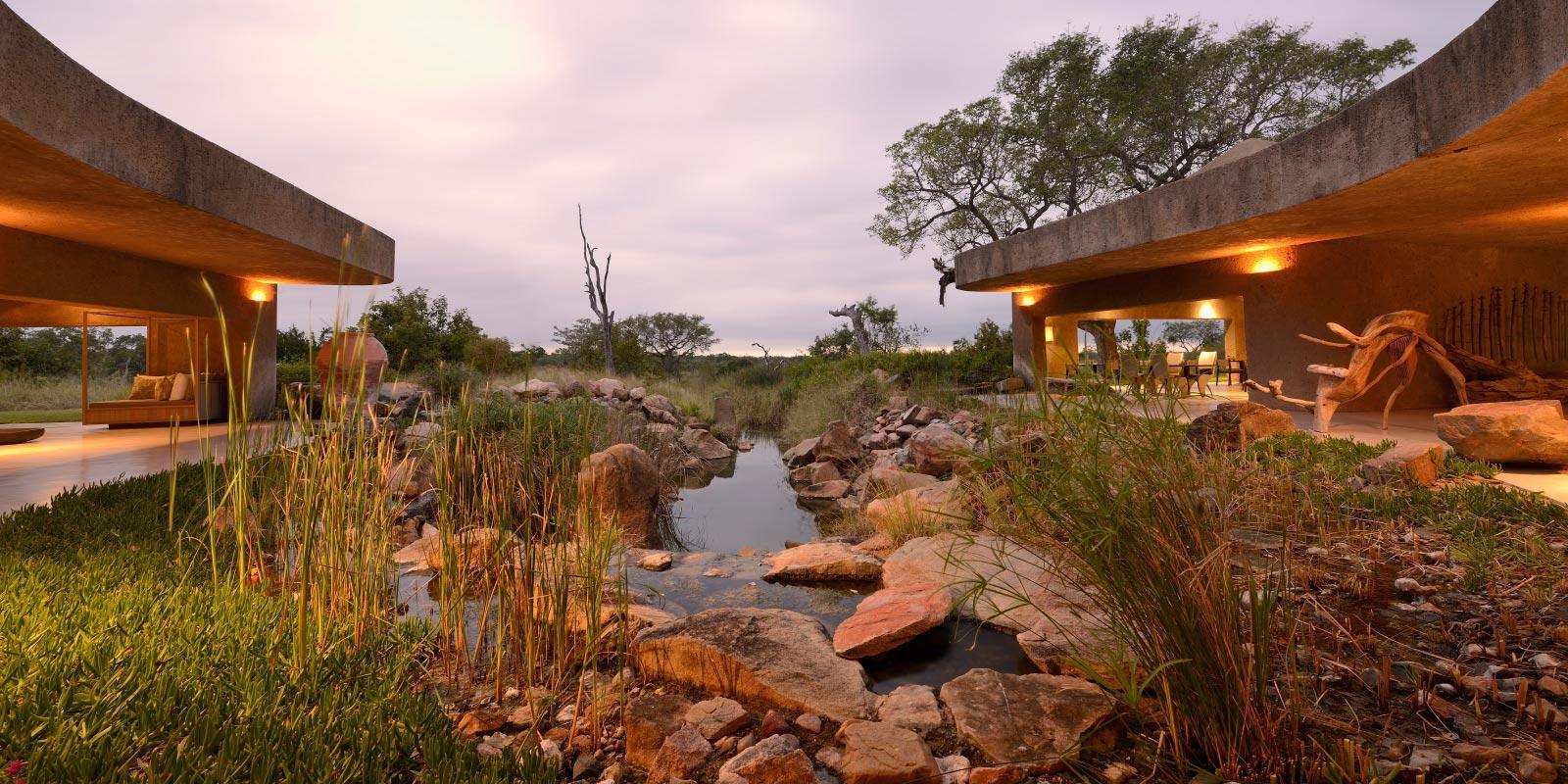 Sabi Sabi Earth Lodge, South Africa