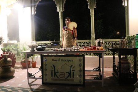 Ikaki Nivas in Jaipur
