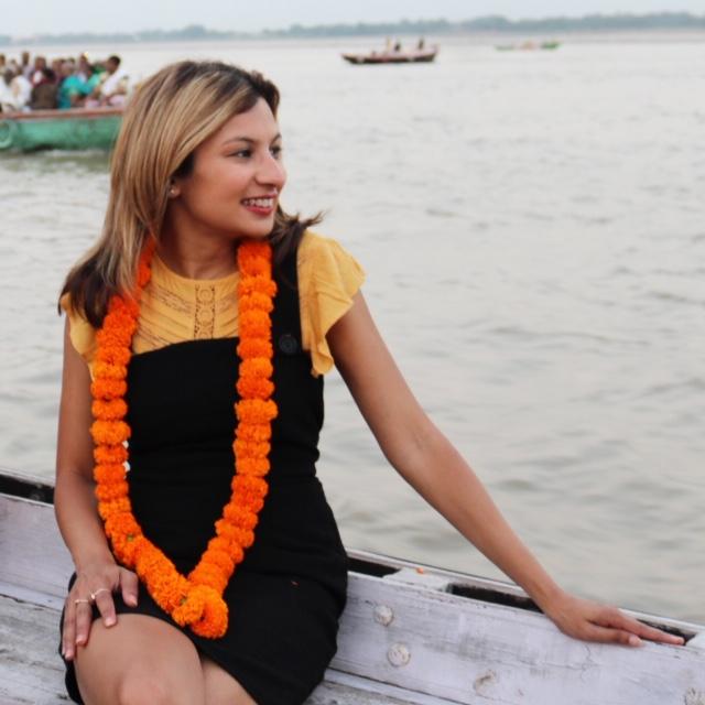 Boat ride on Holy River Ganges