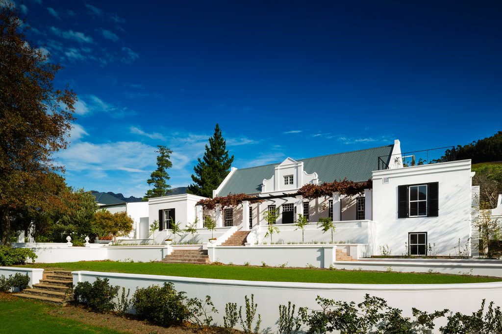 Mont Rochelle Hotel & Mountain Vineyards - South Africa