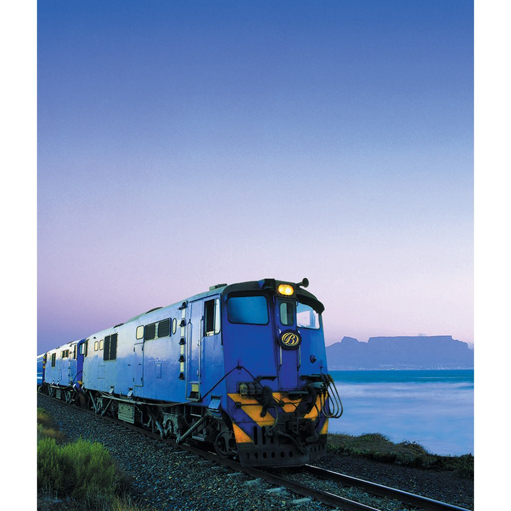 Discover South Africa on board an ultra luxurious train - Somak Luxury Travel
