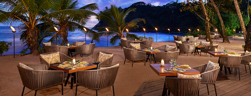 Avani Barbarons Resort and Spa, Seychelles