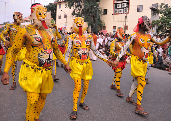 Onam Festival, Kerala, India