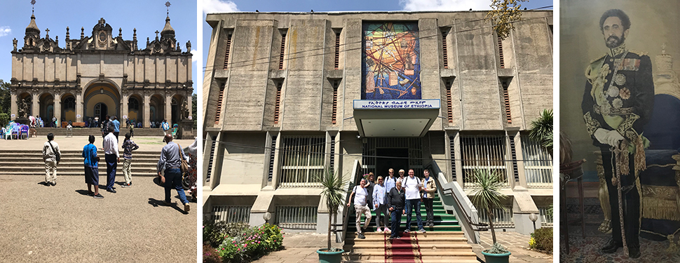 Cultural tour of Addis Ababa