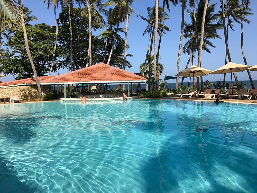 Sarova Whitesands swimming pool