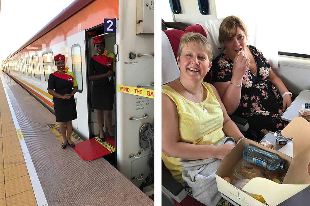 The Madaraka Express
