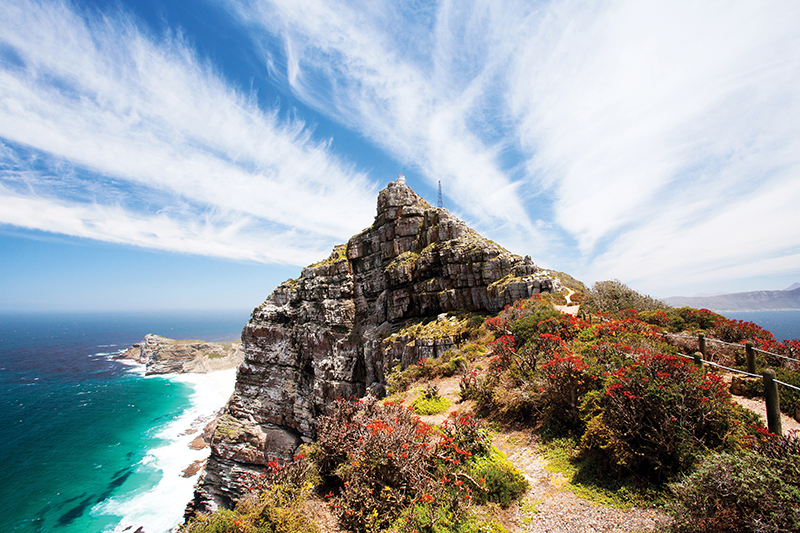 Beautiful Cape Point in Cape Town