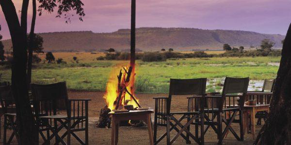 Little Governors Camp, Masai Mara, Kenya