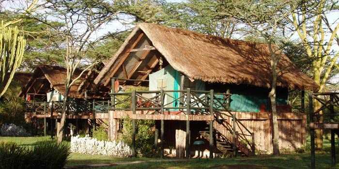Sweetwaters Serena Camp, Kenya