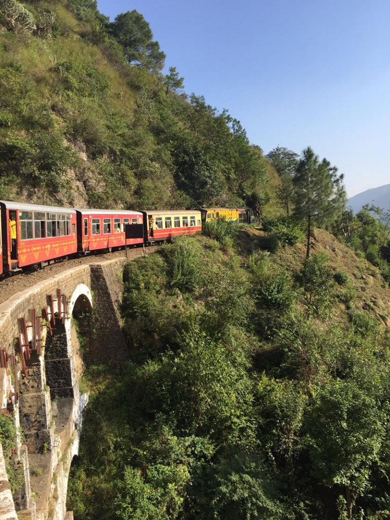 Toy Train in North India